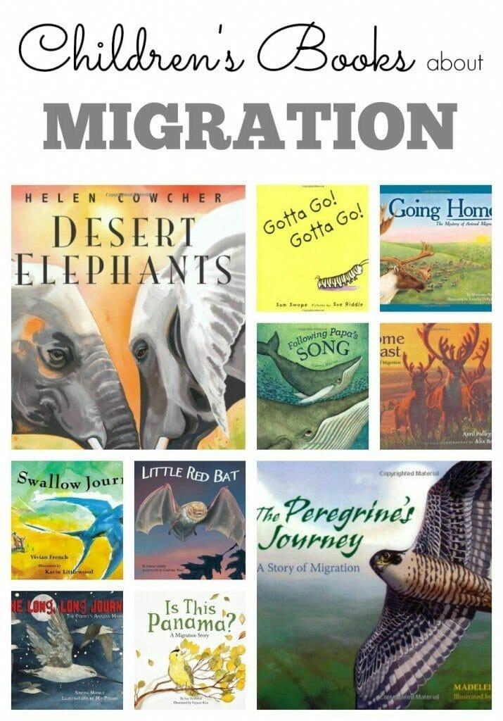 Children's Books Migration