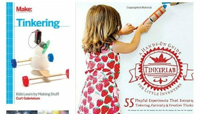 tinkering collage feature