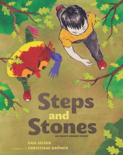 Books for Anxiety in Kids - Steps and Stones