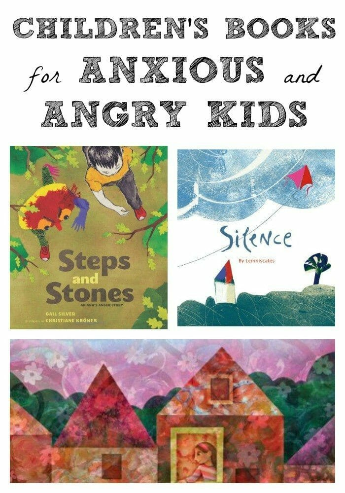 Books for Anxiety in Kids