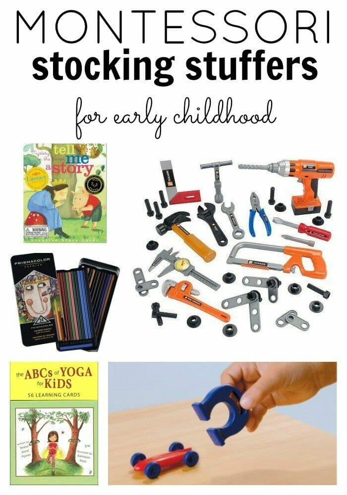 Montessori Gift Ideas for Kids