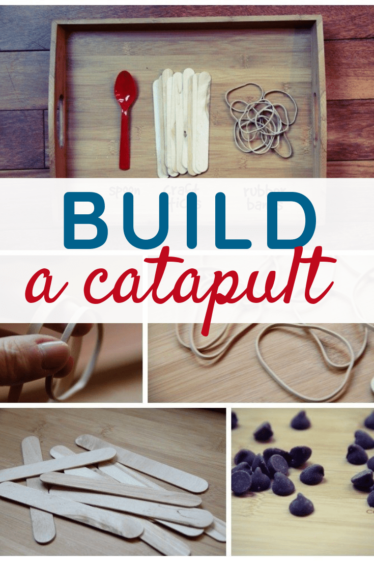 Build a Chocolate Catapult
