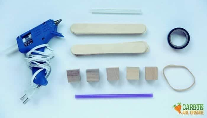 Science Experiments for Kids - How to Make a Bow and Arrow