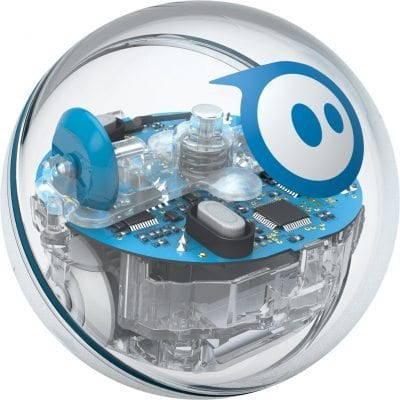 Teaching Kids to Code with Sphero