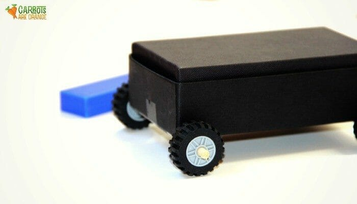 Science Experiments for Kids - How to Build a Magnetic Car