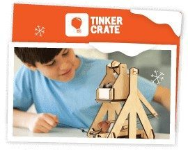 Teaching Kids to Code Tinker Crate