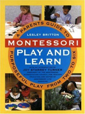 Learn my go to Montessori Books - Montessori Play & Learn