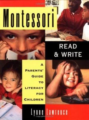 Learn my go to Montessori Books - Montessori Read & Write