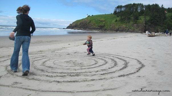 Montessori Sensorial Outdoors