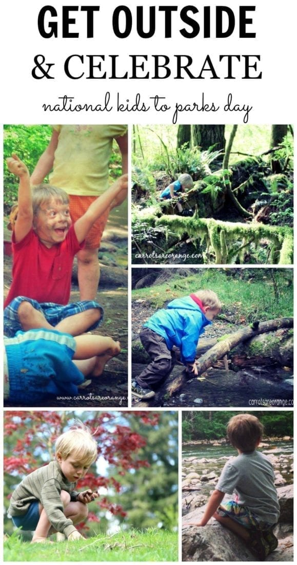 Outdoor Activities with Kids