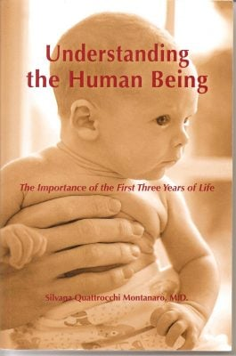 Learn my go to Montessori Books - Understanding the Human Being