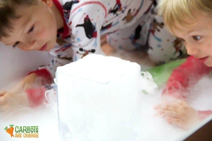 Dry Ice Science