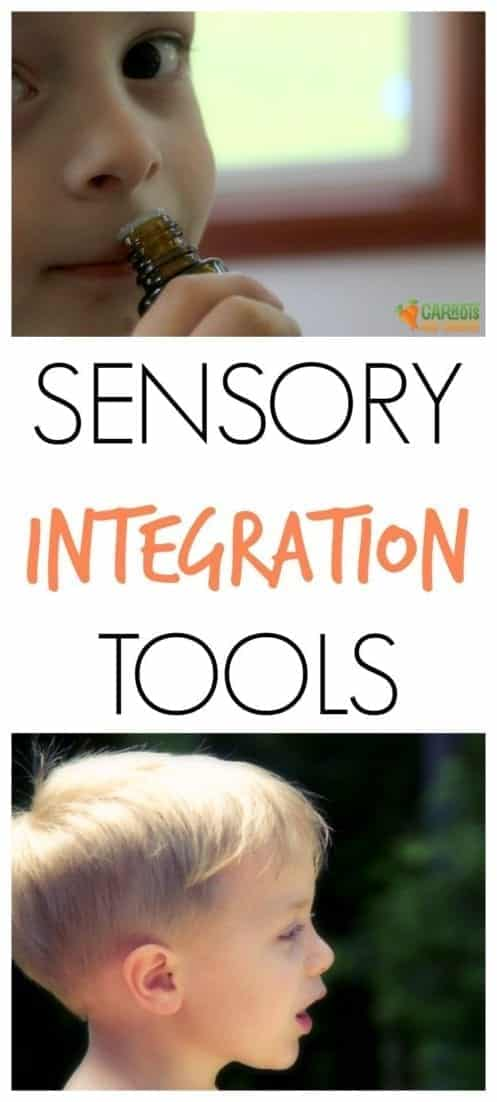 Sensory Integration Tool for Kids for the Home