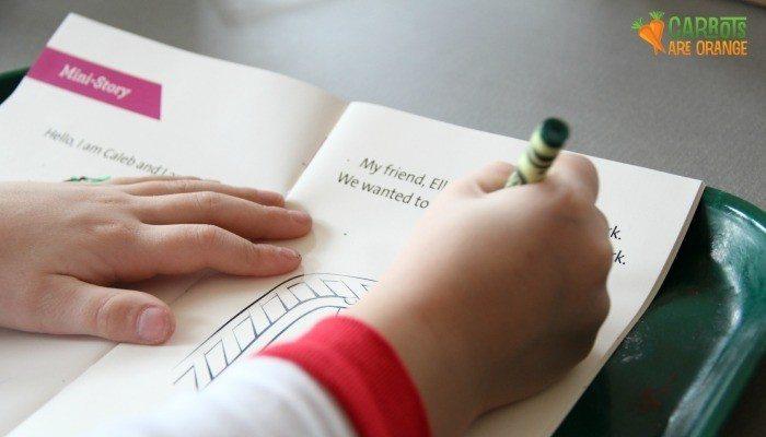 Teaching Kids Grit Materials