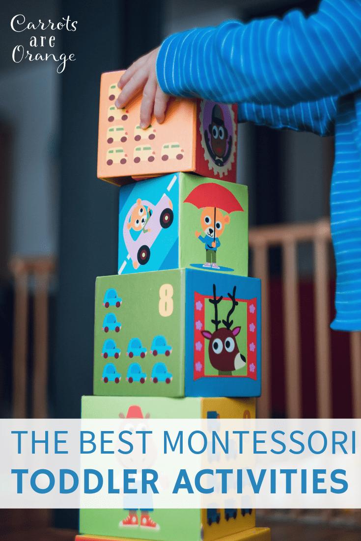 The Best Montessori Toddler Activities
