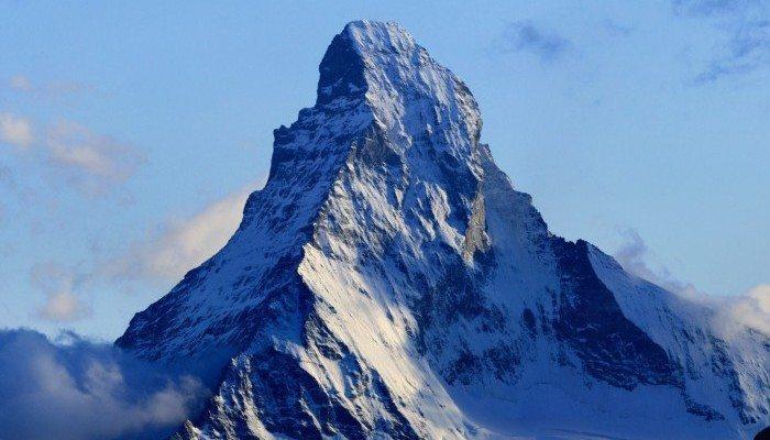 Matterhorn from Domhütte e