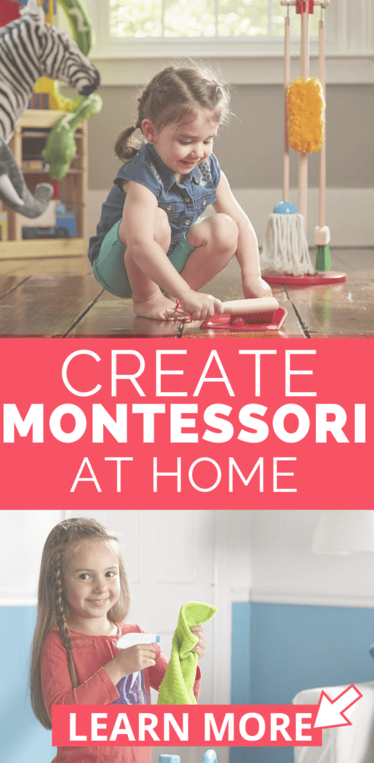 How to Integrate the Montessori Method at Home