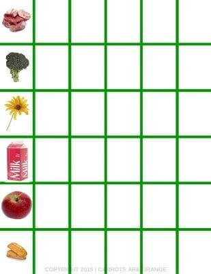 Sprout Food Baby Food Grocery Store Math