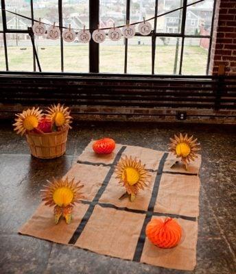montessori thanksgiving activities tic tac toe