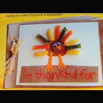 montessori thanksgiving activities pasta art