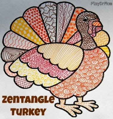 montessori thanksgiving activities art