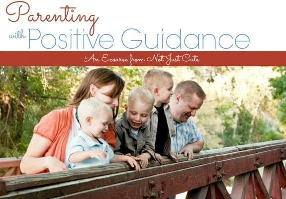 Positive Parenting Stop Whining