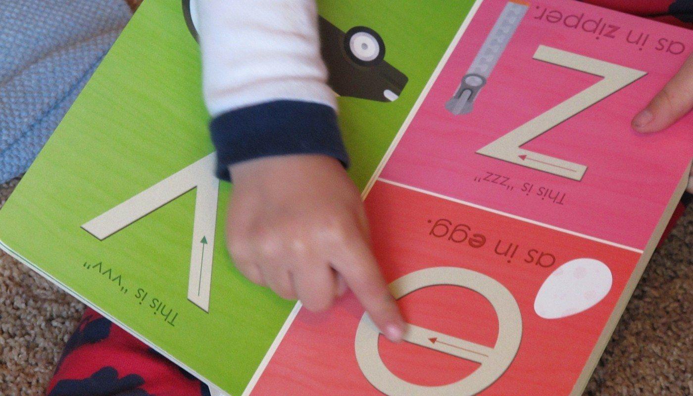 Pink Series word list short a