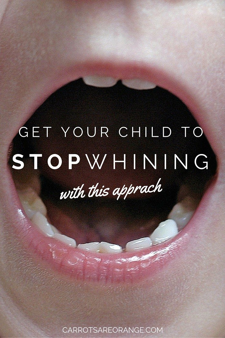 Get kids to behave better with this approach