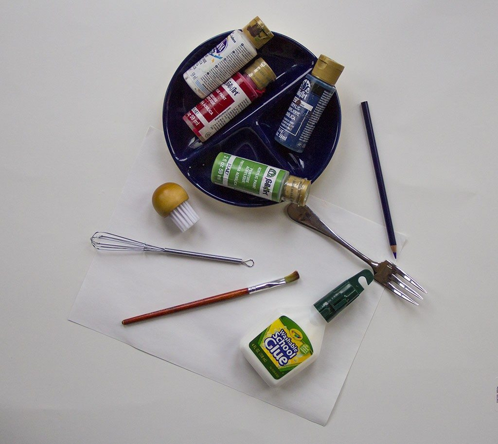 Van Gogh Art Activity Materials