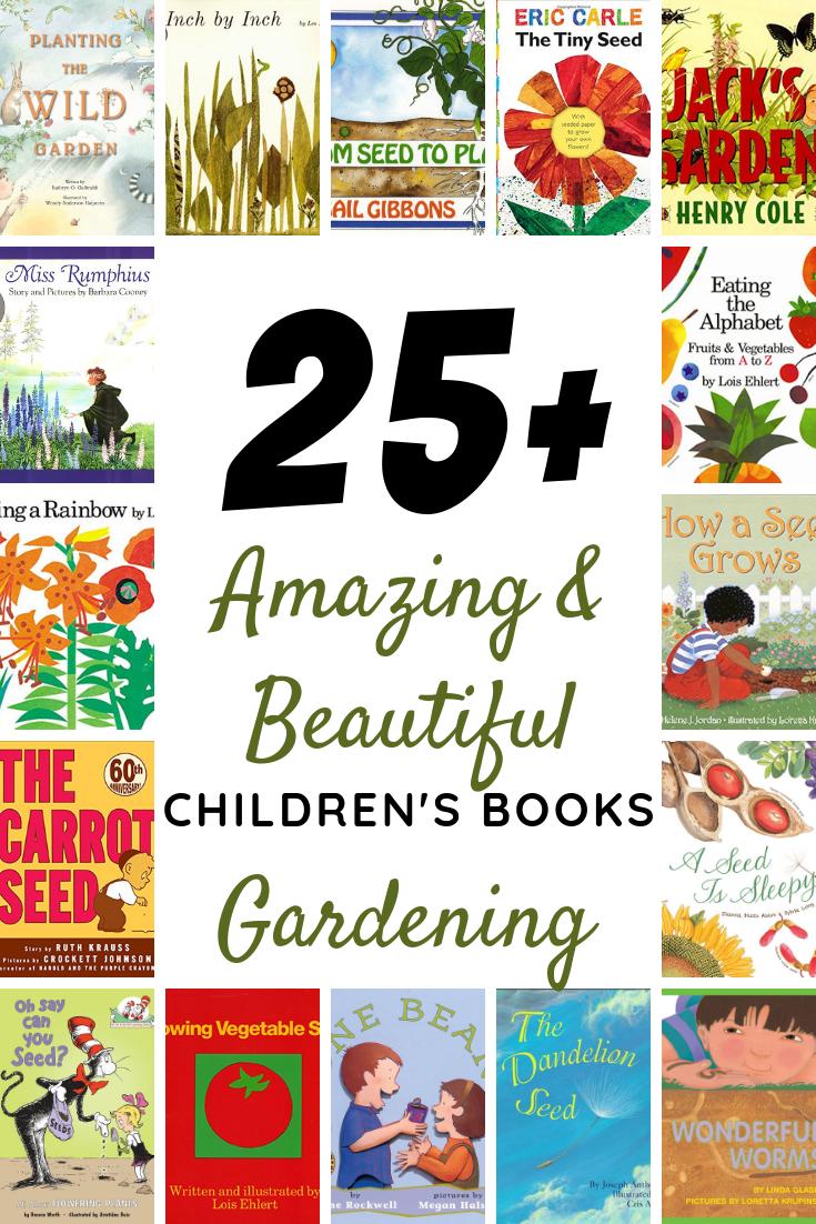 Children's Books about Gardening