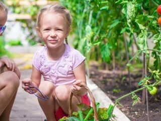 gardening with kids feature