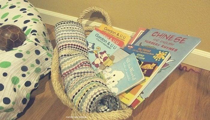 language culture basket feature