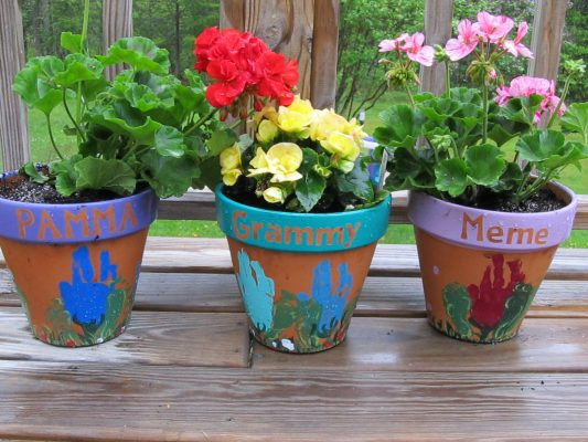 DIY Mother's day Gifts from Kids