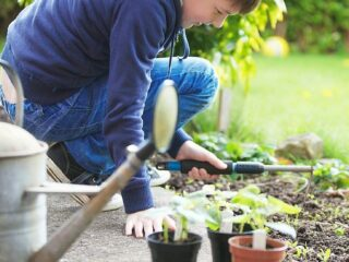Pinterst Gardening with Kids Guide scaled