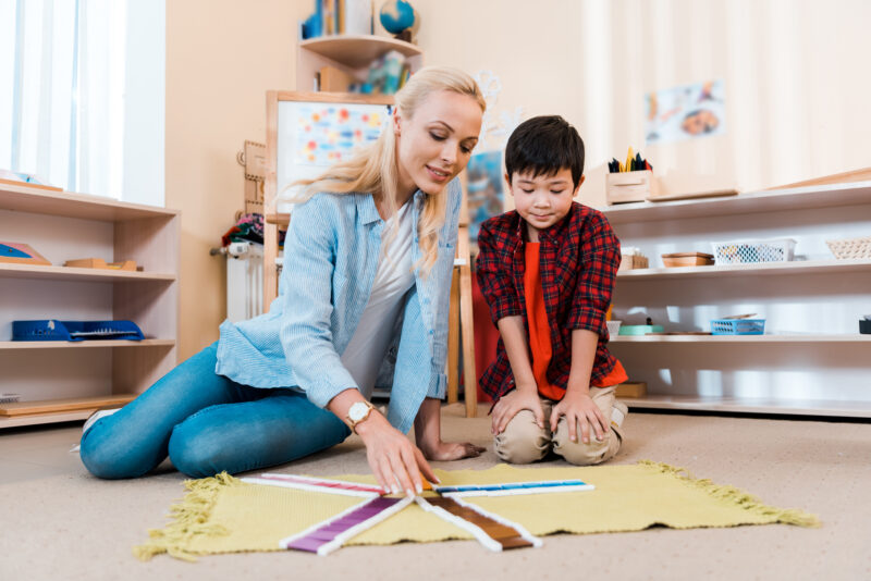 How to Give a Montessori Lessonv