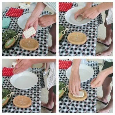 Montessori Handwashing Practical Life