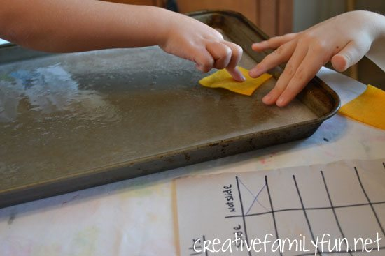 Simple Friction Activities for Kids