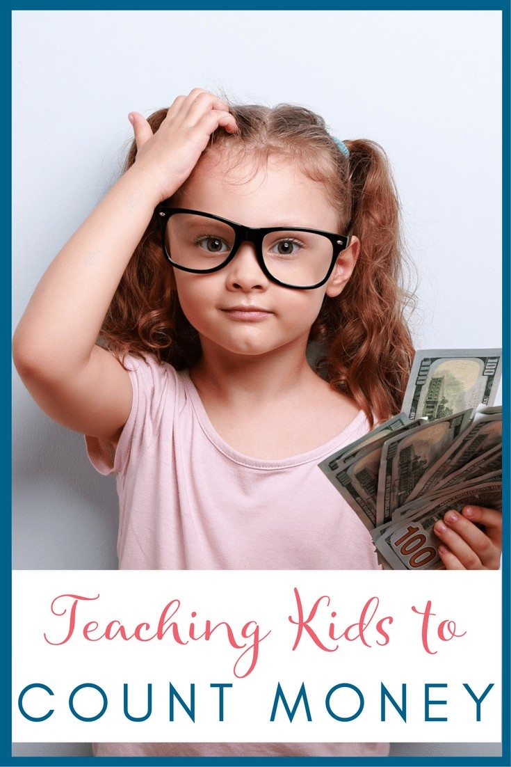 How to teach a child to count money in the Montessori classroom