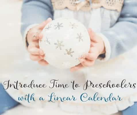 Introducing Time to Preschoolers
