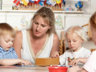 Observing Children in Montessori