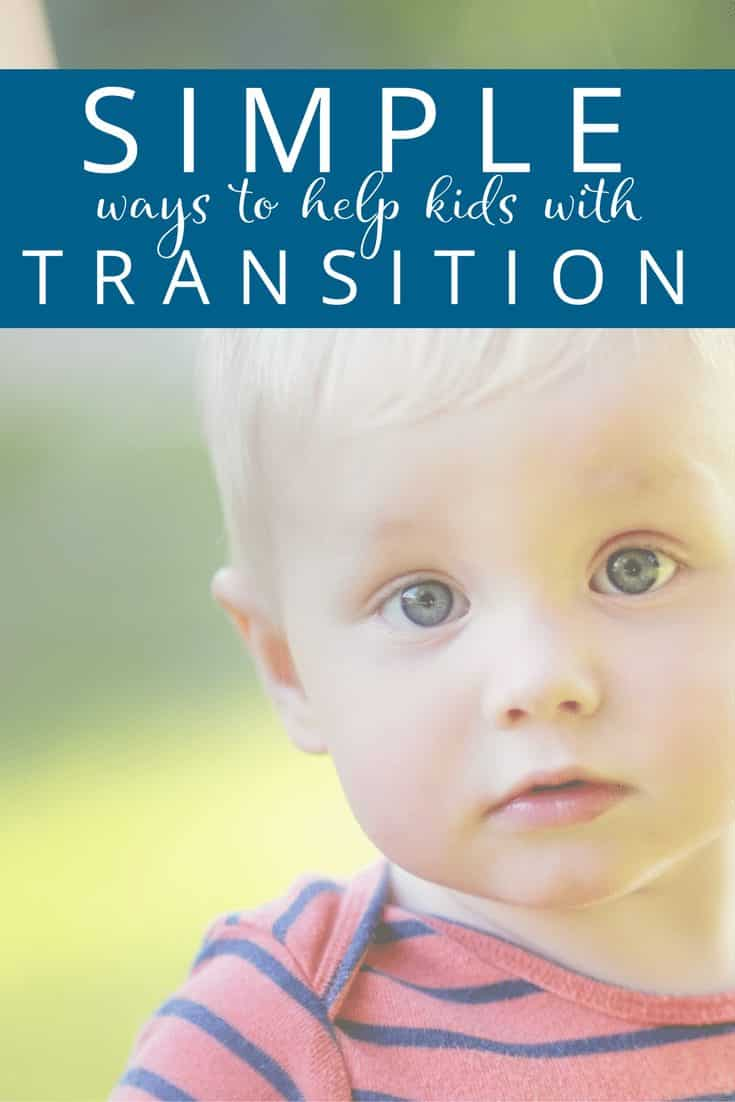 Simple Tips to Help Your Child with Transitions