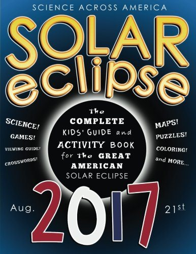 Solar Eclipse Book for Kids
