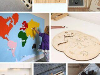 My Favorite Montessori Materials on Etsy