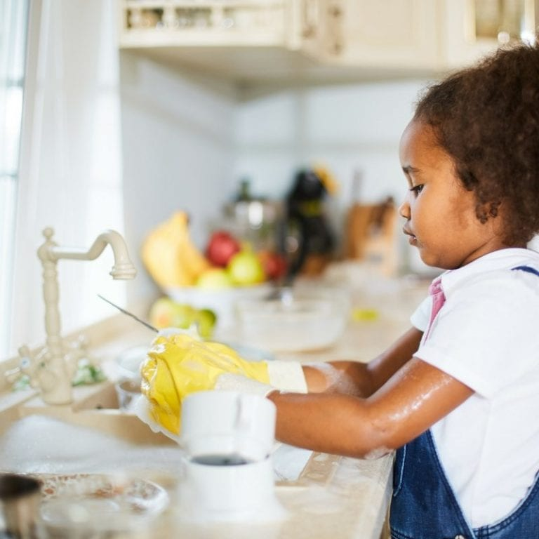 Creating a Chore & Routine System for Your Family