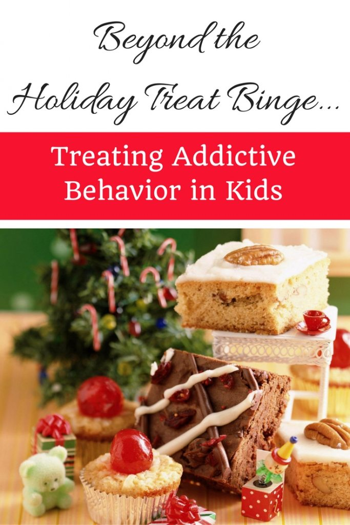 How to Manage Addictive Behavior in Kids Around the Holidays