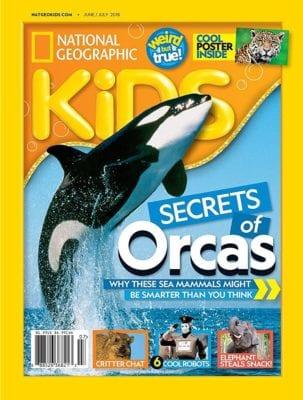 Montessori Deals - February 2019 - National Geographic Kids