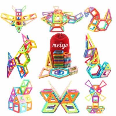 Montessori Deals - February 2019 - Magnetic Blocks