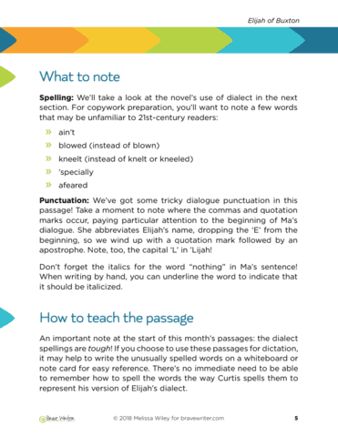 Language Arts Curriculum for Homeschoolers