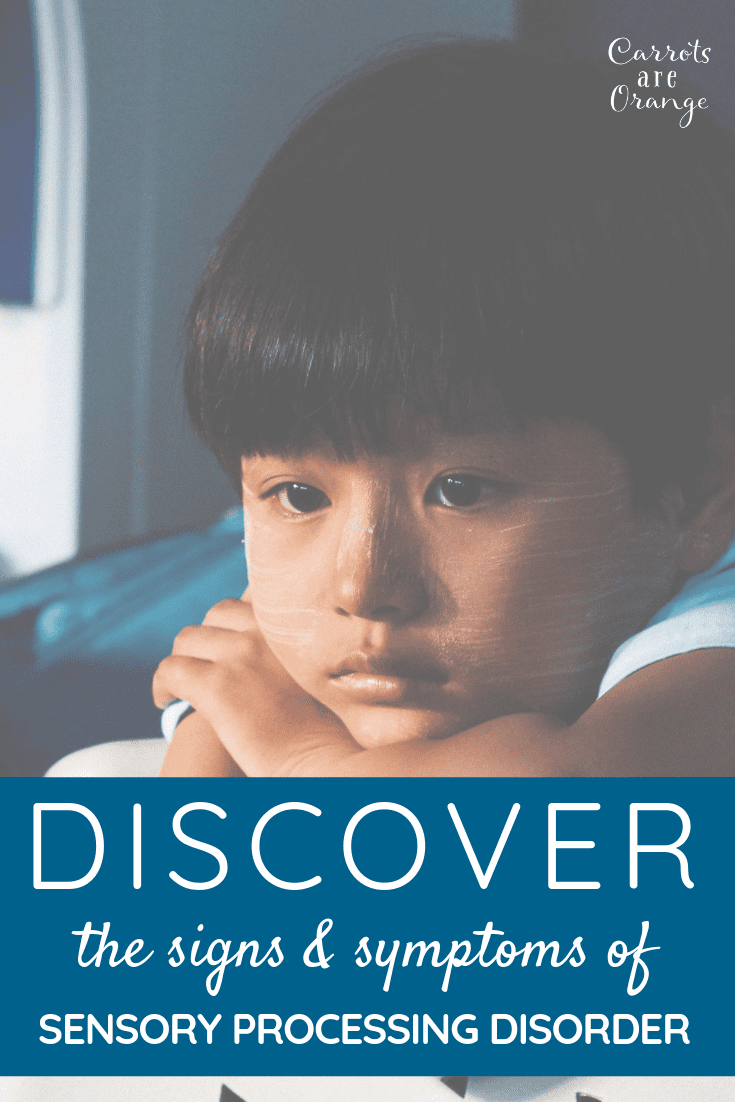 Discover the signs and symptoms of sensory processing disorder with a sensory checklist.