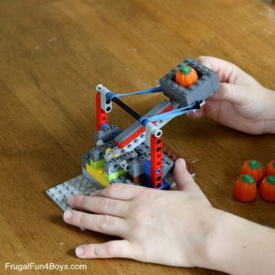 How to Build a Lego with Legos